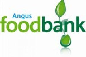Angus foodbank logo